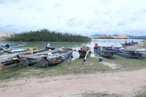 Cần có biện pháp quản lý chặt việc khai thác thủy sản khu vực lòng hồ Dầu Tiếng