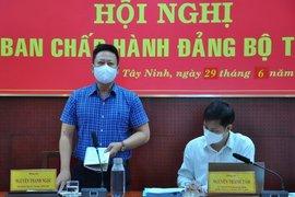 Hội nghị Ban chấp hành Đảng bộ tỉnh Tây Ninh lần thứ 13, Khóa XI