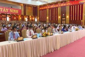 Ngày làm việc thứ 2, Kỳ họp thứ Nhất HĐND tỉnh Tây Ninh khóa X: Xem xét các Nghị quyết chuyên đề