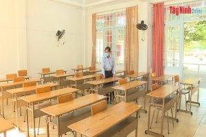 Tây Ninh sẵn sàng cho kỳ thi tốt nghiệp THPT năm 2021