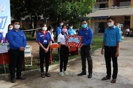 Tây Ninh: Sôi nổi các hoạt động tiếp sức mùa thi năm 2021