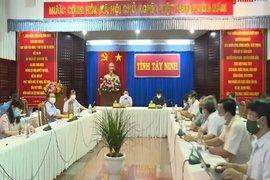 Tây Ninh: Thực hiện giãn cách xã hội theo tinh thần Chỉ thị 16 từ 0 giờ ngày 18.7.2021