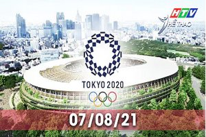 Olympic Tokyo 2020-Chung kết các môn thể thao (07/08/2021)