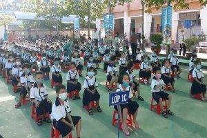 Tây Ninh: Học sinh các cấp trên địa bàn tỉnh sẽ tựu trường vào ngày 08.9.2021