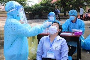 Tây Ninh tổ chức xét nghiệm sàng lọc SARS-COV-2 (đợt 2) trên địa bàn tỉnh