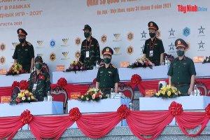 Khai mạc Army Games tại Việt Nam