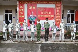 Công an Tây Ninh: Đảm bảo công tác đặc xá công tâm, minh bạch