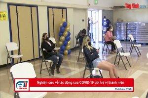 Nghiên cứu về tác động của COVID-19 với trẻ vị thành niên