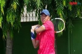 Đội tuyển quần vợt Việt Nam đặt mục tiêu thăng hạng lên nhóm II