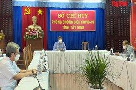 Tây Ninh: Chuẩn bị tốt kế hoạch tiêm chủng vaccine phòng Covid-19 đợt tháng 9.2021