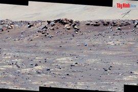 Tàu vũ trụ NASA lấy được mẫu đất trên sao Hỏa