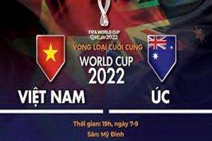 """Việt Nam và Australia: Điểm tựa Mỹ Đình, thách thức """"ông lớn"""""""