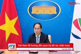 Việt Nam–Bỉ hướng đến quan hệ đối tác chiến lược