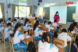 Đề xuất phương án mở cửa lại trường học TP.HCM