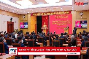 Ra mắt Hội đồng Lý luận Trung ương nhiệm kỳ 2021-2026