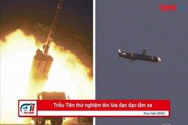 Triều Tiên thử nghiệm tên lửa đạn đạo tầm xa
