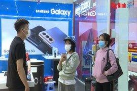 Tây Ninh: Thị trường thiết bị phục vụ học trực tuyến tăng cao