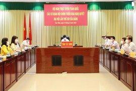 Hội nghị trực tuyến toàn quốc các cơ quan Nội chính triển khai Nghị quyết Đại hội XIII của Đảng