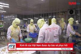 Kinh tế của Việt Nam được dự báo sẽ phục hồi
