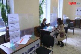 Nhiều cử tri Nga chọn bỏ phiếu trực tuyến