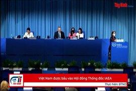 Việt Nam được bầu vào Hội đồng Thống đốc IAEA