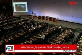 WTO hối thúc giải quyết vấn đề bất bình đẳng vaccine