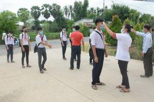 Tây Ninh: Dự kiến học sinh trở lại trường vào ngày 11.10.2021