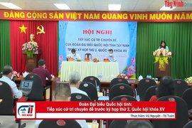 Đoàn Đại biểu Quốc hội tỉnh: Tiếp xúc cử tri chuyên đề trước kỳ họp thứ 2, Quốc hội khóa XV