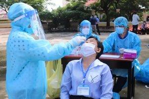 Tây Ninh: Tổ chức xét nghiệm sàng lọc SARS-COV-2 (đợt 4) kể từ ngày 07/10/2021 đến ngày 17/10/2021