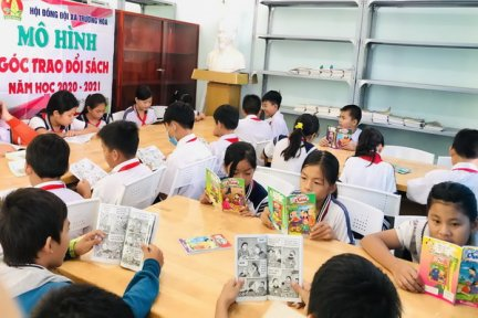 Tây Ninh: Tiếp tục triển khai thực hiện Đề án phát triển văn hóa đọc trong cộng đồng