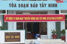Báo Tây Ninh – 75 năm hình thành và phát triển