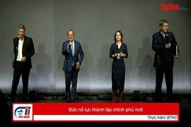Đức nỗ lực thành lập chính phủ mới