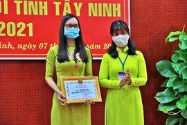 Hội thi Báo cáo viên giỏi tỉnh Tây Ninh năm 2021