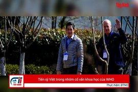 Tiến sỹ Việt trong nhóm cố vấn khoa học của WHO
