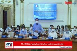 TP.HCM bàn giải pháp hồi phục kinh tế sau đại dịch