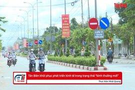 """Tân Biên khôi phục phát triển kinh tế trong trạng thái """"bình thường mới"""""""