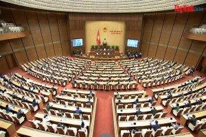 Khai mạc trọng thể Kỳ họp thứ hai, Quốc hội khóa XV
