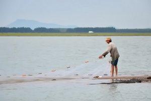 Nghiêm cấm khai thác thủy sản trong thời gian thả cá giống vào hồ Dầu Tiếng
