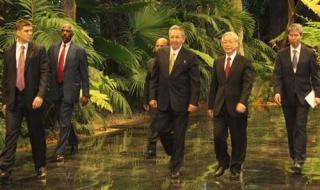 Đưa quan hệ hữu nghị và hợp tác Việt Nam - Cuba lên tầm cao mới