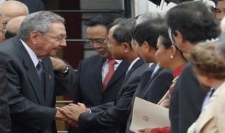 Chủ tịch Cuba Raul Castro Ruz  thăm Việt Nam