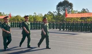 Sư đoàn 5: Kỷ niệm 50 năm thành lập và nhận Huân chương Bảo vệ Tổ quốc hạng Ba