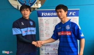 Tuấn Anh và Công Phượng khát khao đá chính ở J.League 2
