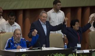 Ông Raul Castro được bầu lại làm Bí thư thứ nhất Đảng Cộng sản Cuba