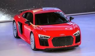 Đã tai nghe Audi R8 Coupe nẹt pô tại Hà Nội