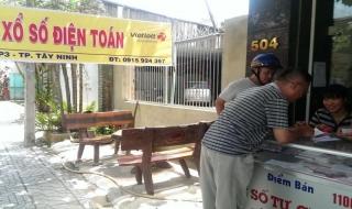 Xổ số điện toán đã có tại Tây Ninh