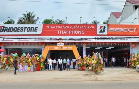 """Khởi động chiến dịch """"Bridgestone lăn bánh an toàn""""  tại Tây Ninh"""