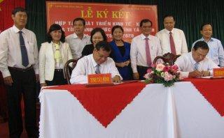 Tây Ninh - Bình Phước: Ký kết hợp tác phát triển kinh tế-xã hội giai đoạn 2016 – 2020