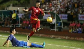 Đội tuyển Việt Nam hừng hực khí thế lên đường sang Myanmar