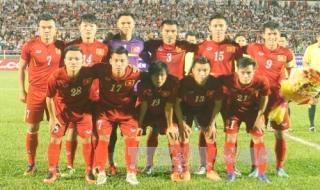 Việt Nam được dự đoán vào bán kết AFF SUZUKI CUP