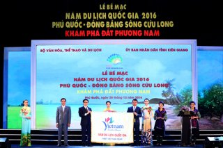 Ghi dấu năm thành công của du lịch Việt
